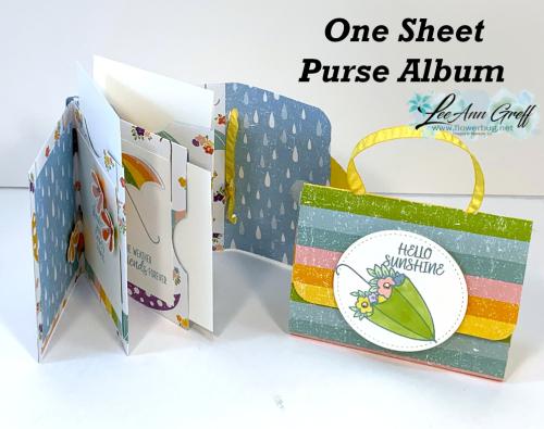 One Sheet purse