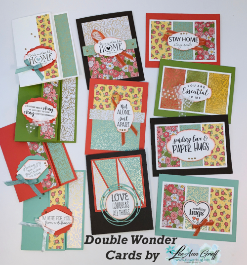 Double wonder cards all