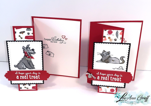 July Playful Pets cards club