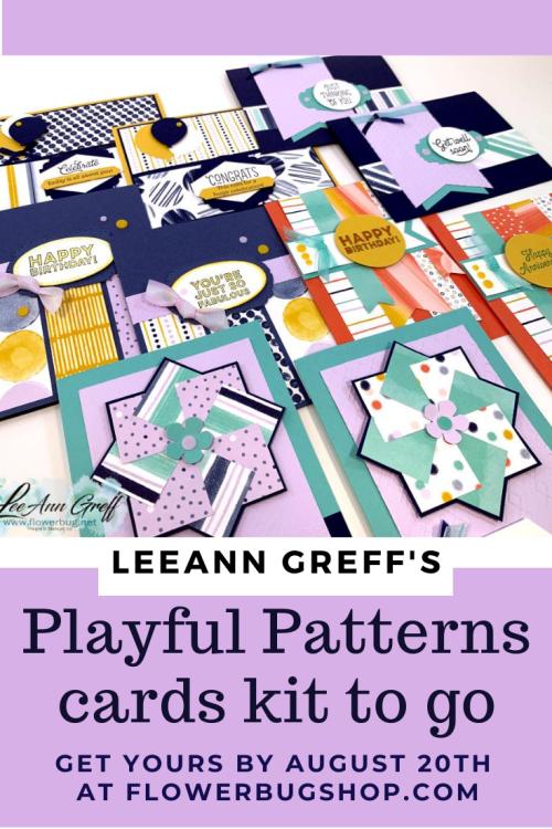 Playful Patterns Cards kit to go  (2)