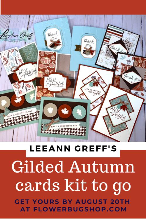 Gilded Autumn Pinterest