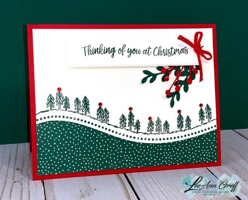 Curvy Christmas tree