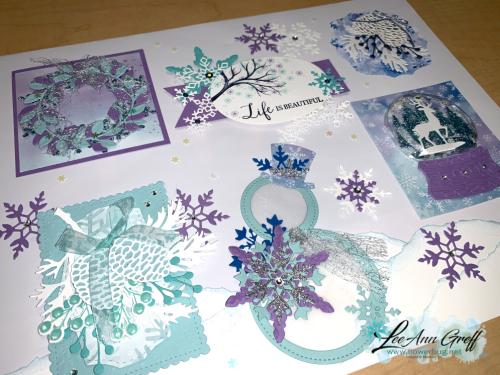 Snowflake Sampler.
