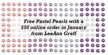 Pastel Pearls free