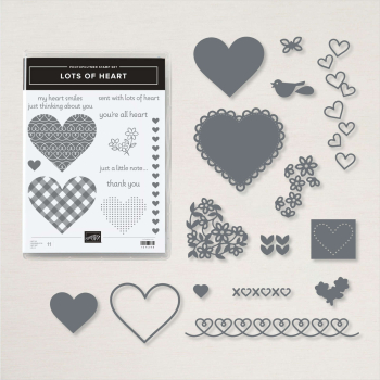 Lots of Heart bundle