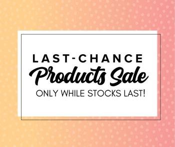 Last Chance sale 21