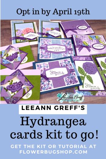 Hydrangea graphic