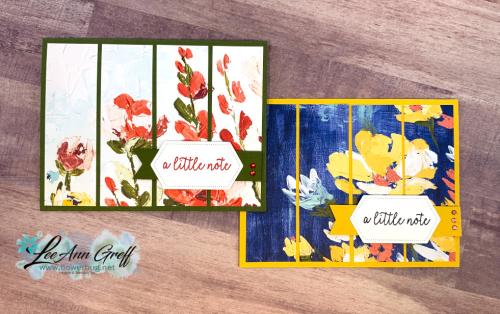 Fine Art panel cards
