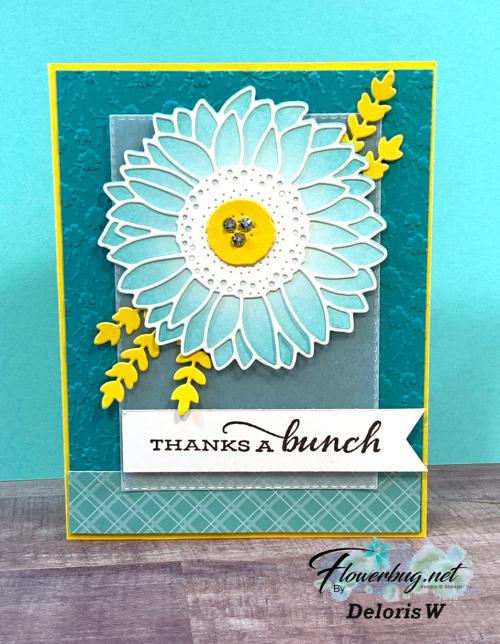 April Deloris Celebrate Sunflowers
