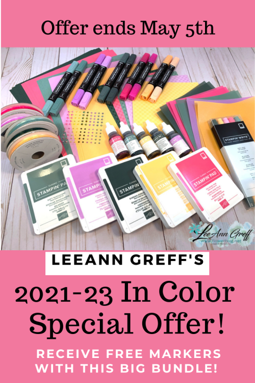 2021-23 In Color special offer