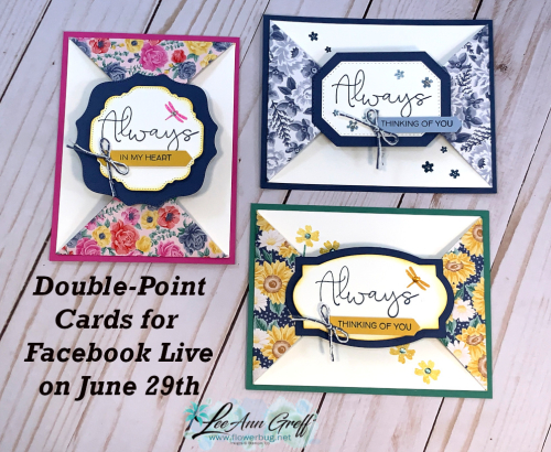 June 29th double point cards