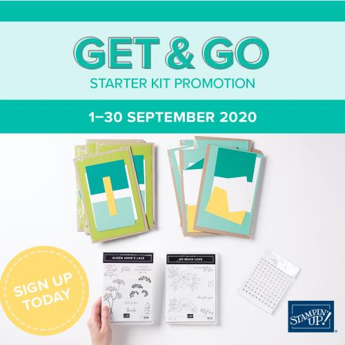 Get & Go promot