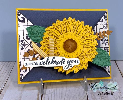 Celebrate Sunflowers Jakelle
