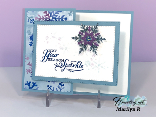 Sept Marilyn Snowflake Wishes