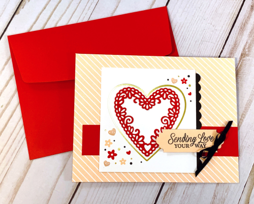 Jan 2021 Sending Hearts.