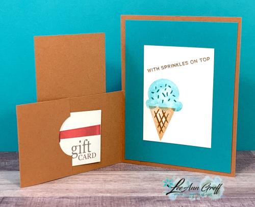 Sweet Ice Cream gift card