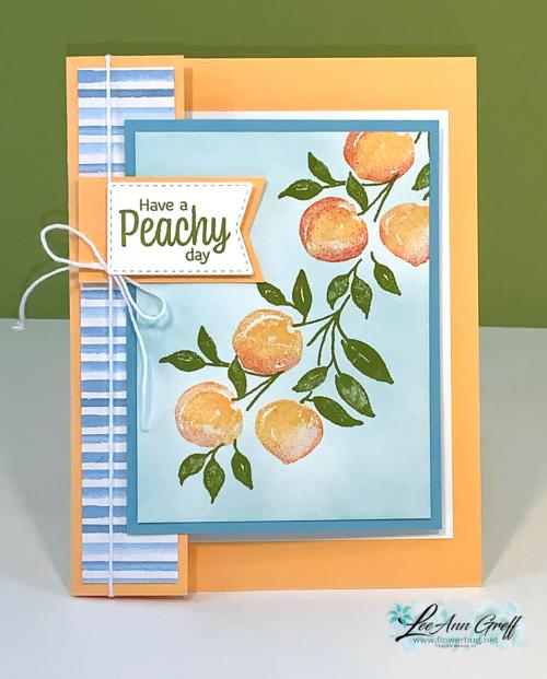 Sweet as a Peach