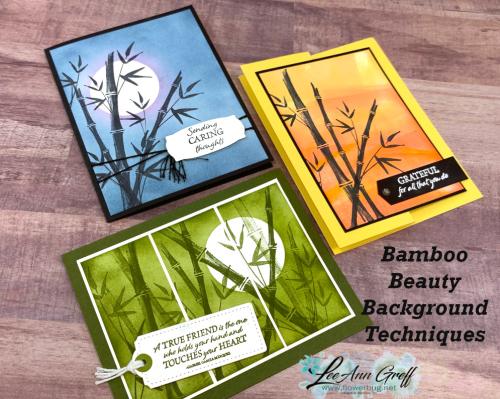Bamboo Beauty all