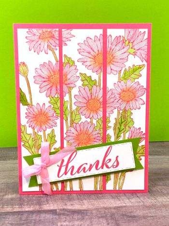 Daisy Garden Polished Pink