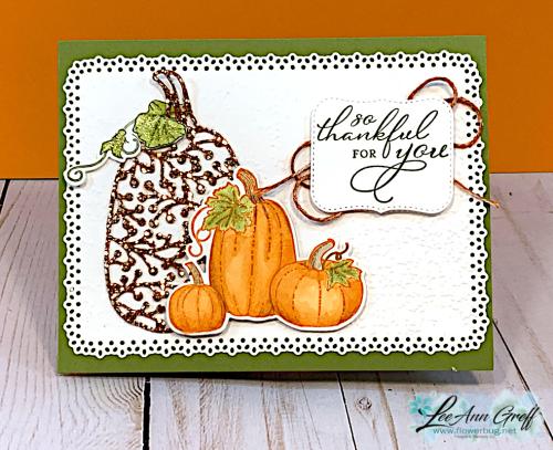 Pretty Pumpkins Dazzling