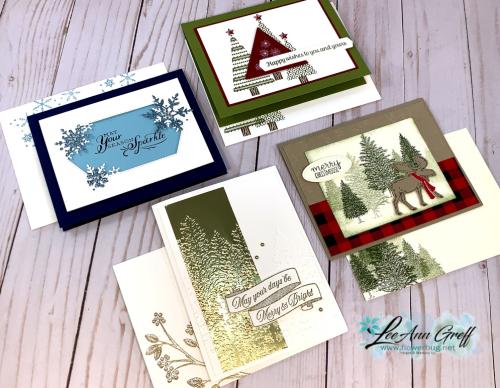 Christmas Card Classes Are Starting In September Flowerbug S Inkspot
