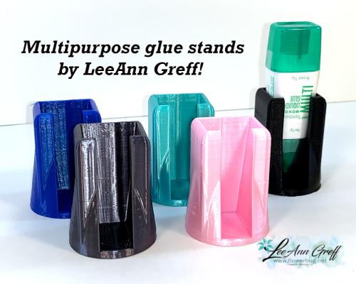 Glue stands