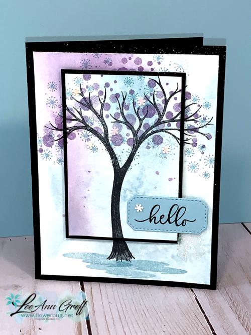 Snowflake Splendor card