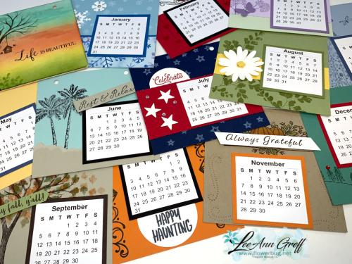 2021 front Coast Calendar