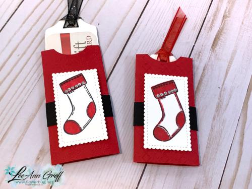 Santa tags