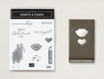 Hearts & kisses bundle