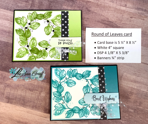 Touch of Ink latch cards..