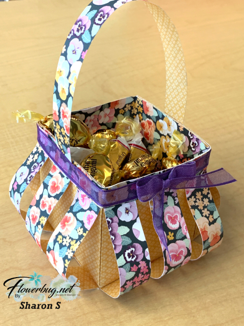 Sharon Basket candy