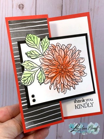 Dahlia Tech card