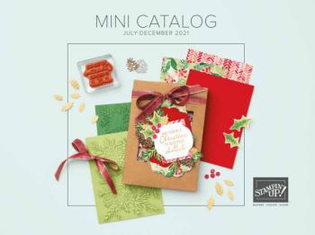 Holiday catalog 2021