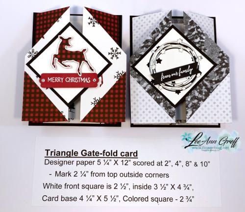 Triangle gatefold both .