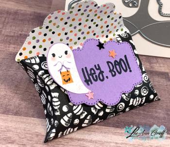 Cute Halloween pillowbox