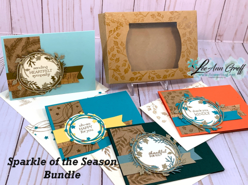 Sparkle of the Season with box