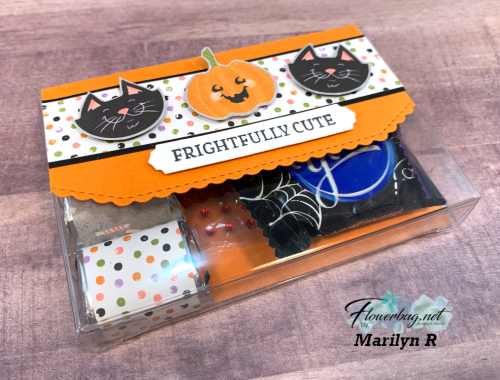Marilyn's Halloween box