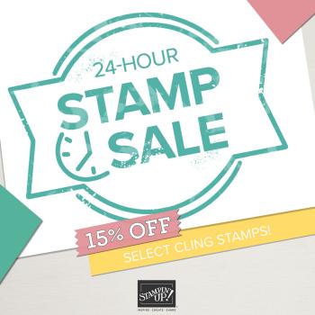 October stamp sale