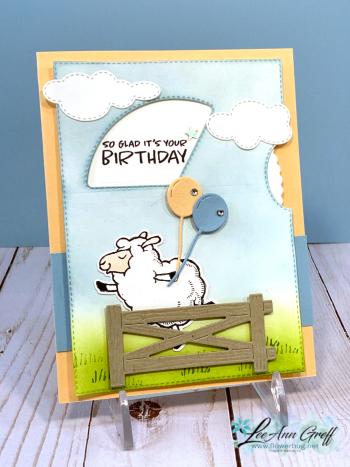 Counting Sheep Club card