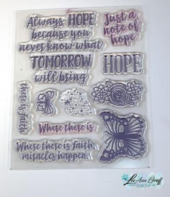August hope box set