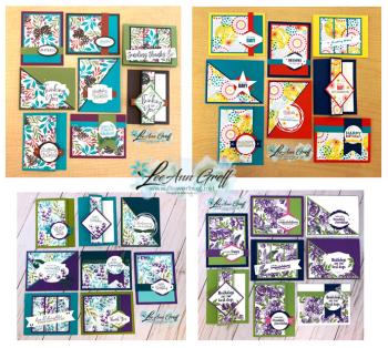 Easy 8 card wonder all 4