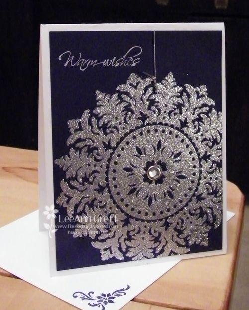 Fall/Winter Catalog Cards: Xmas SAS 4 medallion